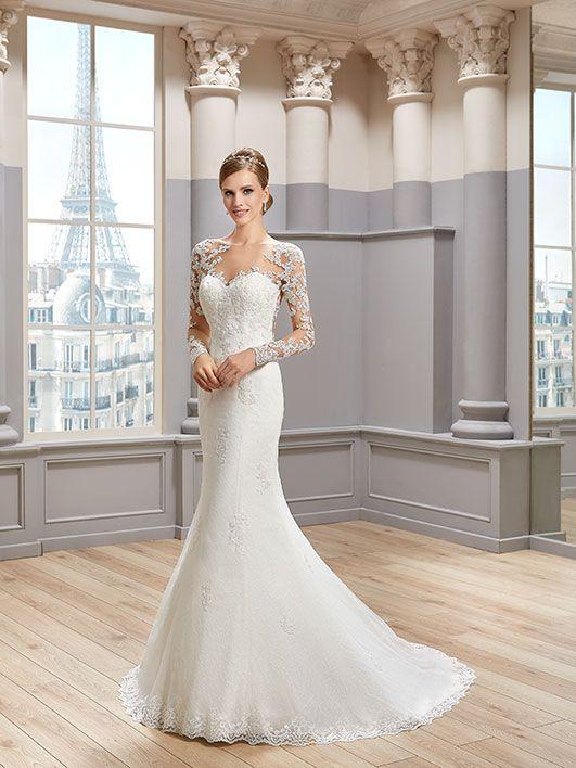 93 best nouvelle collection mademoiselle amour 2018 images on pinterest bridal collection. Black Bedroom Furniture Sets. Home Design Ideas