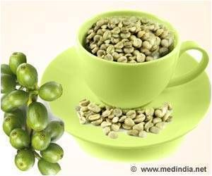 Green Coffee Beans can Help Control Blood Sugar Levels and Aid in Weight Loss
