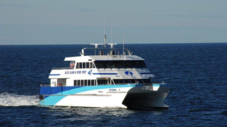 Block Island Ferry Images