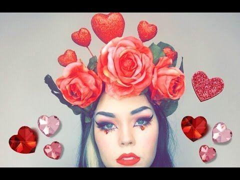 Valentines Painting Ideas Easyyoutube Com