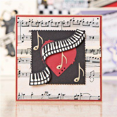 Tonic Rococo Music Die Collection (357896) | Create and Craft