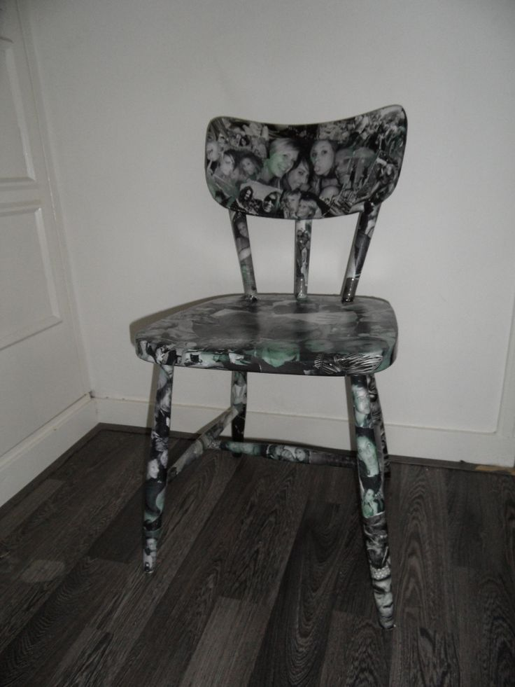Chair in re-styling!