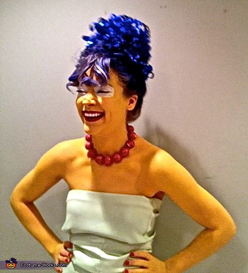 Marge Simpson - 2012 Halloween Costume Contest