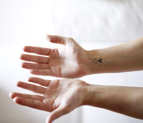 Tatuaggio Set di 7 Chiave Cuore Nuvola Pioggia di AnteatersInk