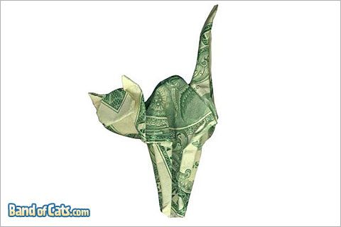 origami cats money origami cats pictures of cats