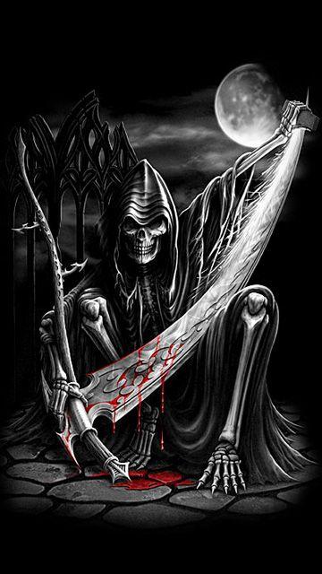 Morte sanguinária