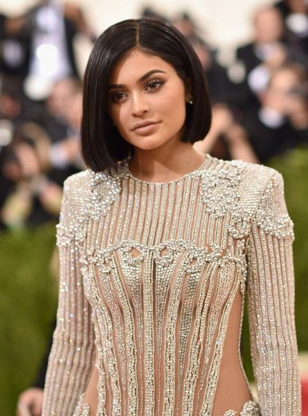 Kylie Jenner Photos: 'Manus x Machina: Fashion In An Age of Technology' Costume Institute Gala - Arrivals - Kylie Jenner Style