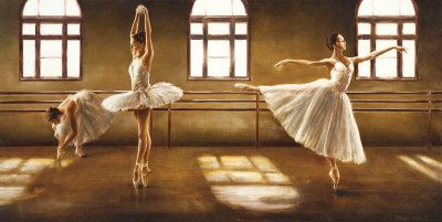 Ballet Art Print at AllPosters.com