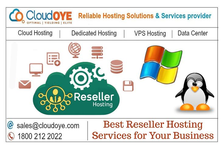 Choose best & cheap #reseller #hosting #services and solutions for your business from #CloudOYE at very affordable rates.  #Top_cloud_hosting_provider #Datacenter #Meghdoot