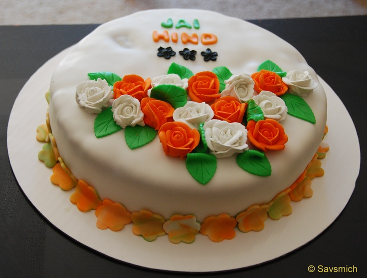 15th august india 39 s independence day celebration cake for 15th august decoration ideas
