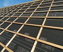 Delta-Neo Vent une nouvelle technologie sur le marché des écrans de sous-toiture