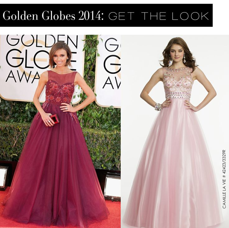 Golden Globes Red Carpet: More Looks and Dresses for Guests