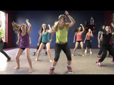 Release Timbaland Kids Dance Fitness/ I wish I could do this as an inside recess idea, but most parents would freak out.