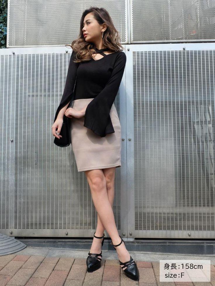 リゼクシー│RESEXXY公式ファッション通販|ランウェイチャンネル【RUNWAY channel限定】シンプルミニスカートの詳細情報| RUNWAY channel(ランウェイチャンネル)(151720874301)