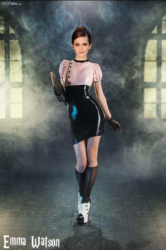 Emma Watson is stunning