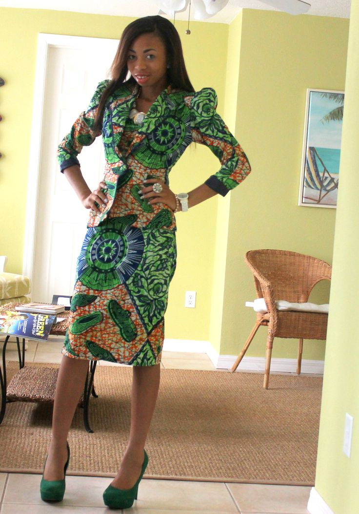 1000+ images about African Themed Office Wear on Pinterest