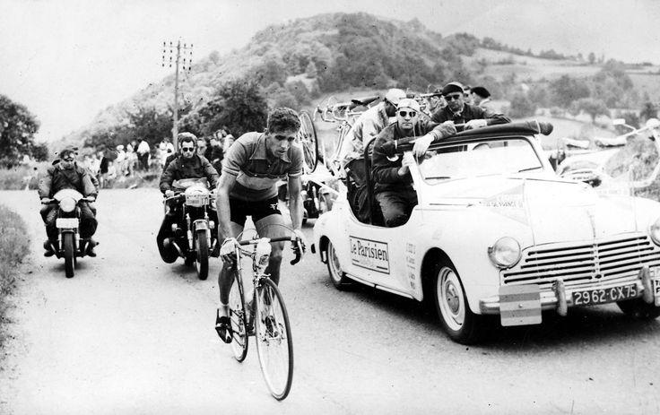 FEDERICO MARTIN BAHAMONTES, FOTOGRAFÍA DIARIO ABC. Bahamontes: se cumplen 55 años de la primera victoria española en el Tour de Francia