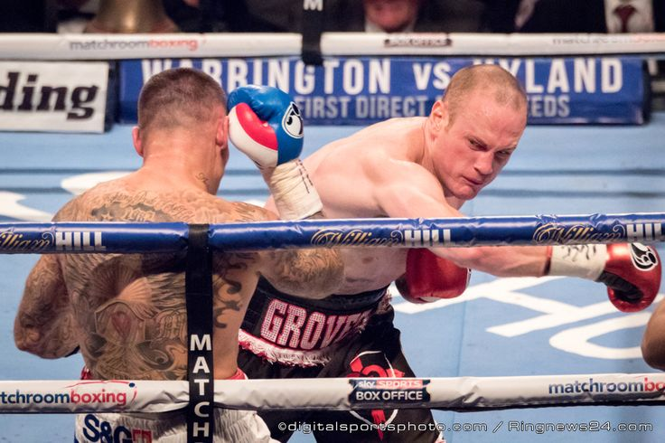 George Groves vs Eduard Gutknecht to be shown live on Channel 5