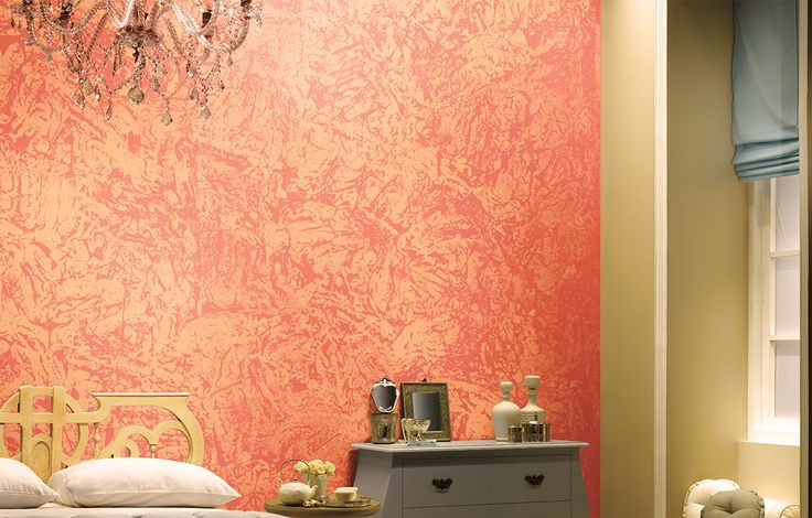 Asian Paints Latest Bedroom Wall Texture Designs | Wall ...