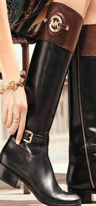 The work-to-weekend boot by Michael Kors | LBV A14 ♥✤