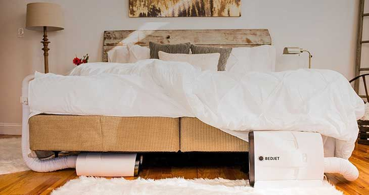 Cooling Mattress Pad Bed Fan Reviews Beder