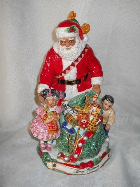 Best black santa claus images on pinterest