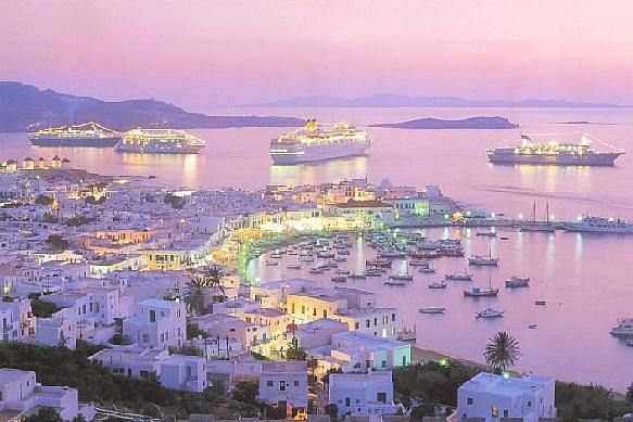世界の可愛い街並み ギリシャ・ミコノス島は街中がまるで白亜の殿堂! - NAVER まとめ
