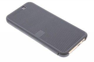 Grijze Dot-Cover hoes voor de HTC One M9