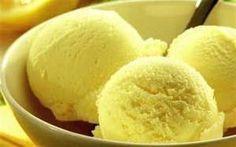 Limonlu Dondurma Tarifi - Resimli Kolay Yemek Tarifleri
