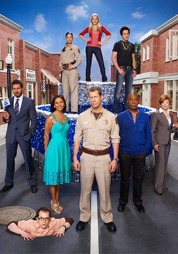 Just watched the last episode of Eureka on Netflix... I cried. I've never been such a fan of a show.