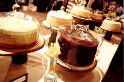 Basswood Country Ovals - Wedding cake holders
