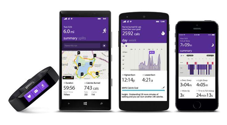 Microsoft Band: Innovatives Activity Armband nicht nur für Sportler | Sports Insider Magazin