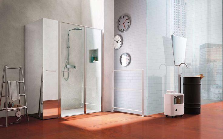 Oltre 25 fantastiche idee su vano doccia su pinterest for Idee minuscole in cabina