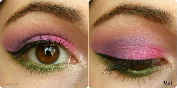 Descendants Makeup Mal