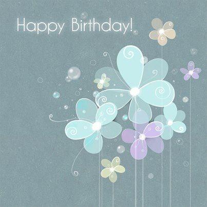 ┌iiiii┐ Feliz Cumpleaños - Happy Birthday!!!: