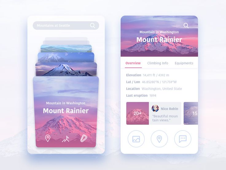 Climbing by Yingfang Xie #Design Popular #Dribbble #shots