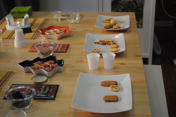 Degustaciones de nuestros productos in situ