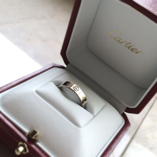 cartier love collection want one so bad!