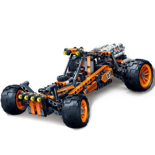 Children Building Blocks Car Model 382pcs Play Game Educational Toy Gift  This Car Model Building Block is a very good Children Intelligence Educational Toy.  Car Model Building Block Material: ABS PCS/Box: 382PCS Car size: 30*11*2cm Box Size: ...