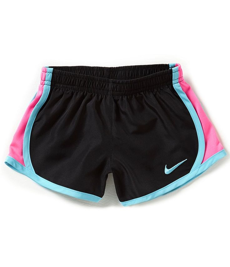 Nike Baby Girls 12-24 Months Tempo Shorts all the colors are so cute