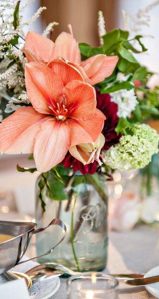 floral arrangement....