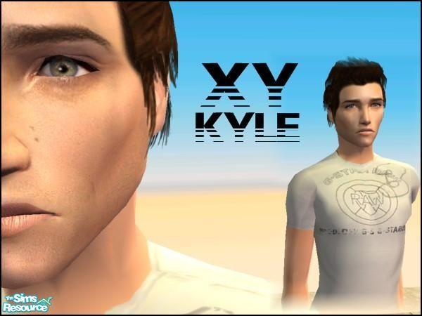 thedarkmia's Kyle XY