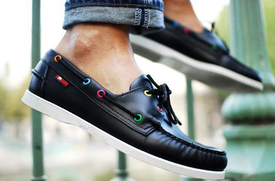 Sebago x Cool Cats Docksider Boat Shoes Available