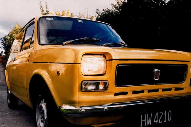 #Fiat #127 on Pinterest