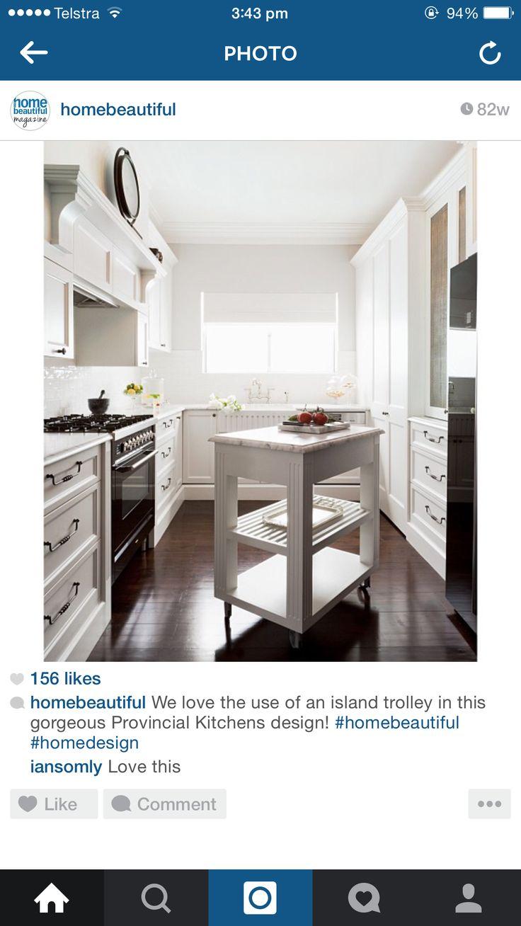 14 best Hamptons kitchen ideas images on Pinterest   Hamptons ...