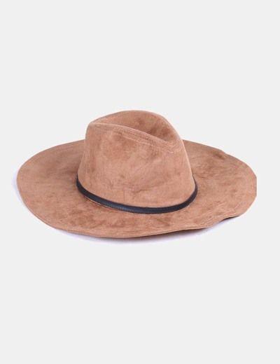 Sombrero de antelina de Vero Moda por tan solo 5,49€. ¡A estrenar!