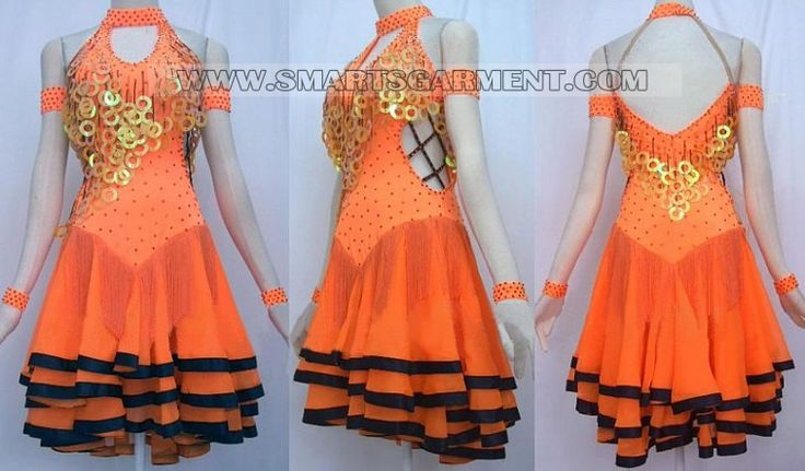 customized latin dancing clothes,latin competition dance clothing store:LD-SG161