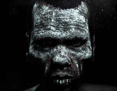 "Check out new work on my @Behance portfolio: ""Black Warrior II"" http://be.net/gallery/43622465/Black-Warrior-II"