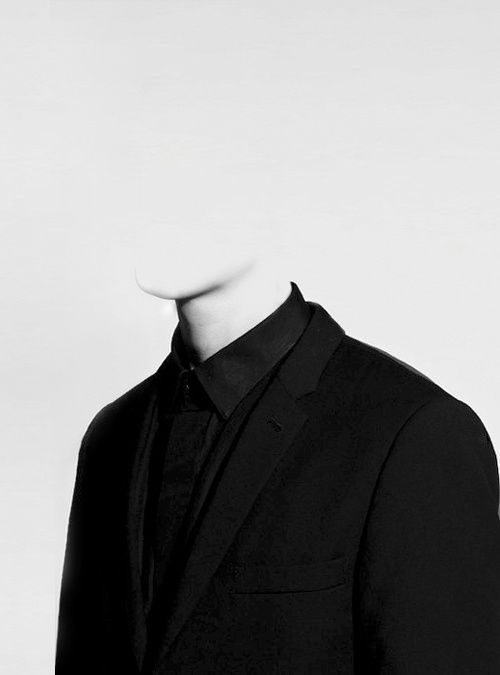 Best Faceless Portraits Images On Pinterest Faces Colors And - Surreal faceless portraits will haunt nightmares