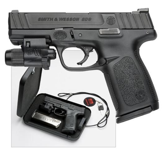 Smith & Wesson SD9 Home Defense Kit, 10 Rnd Mags $470